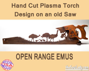 open-range-emu metal art saw