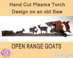 open-range-goatsmetal art saw