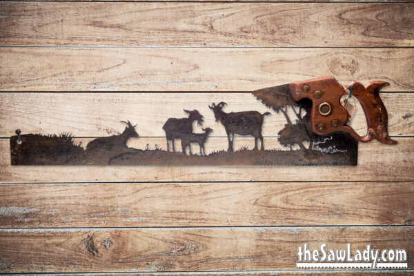 open-range-goatsmetal art saw